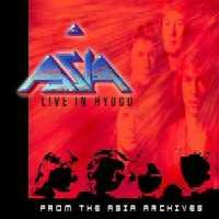 Asia - Live In Hyogo CD (album) cover