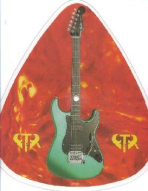 Gtr - When The Heart Rules The Mind CD (album) cover