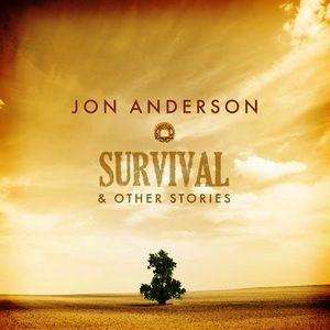 Jon Anderson - Survival And Other Stories CD (album) cover