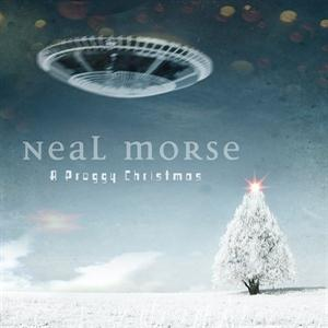 Neal Morse - A Proggy Christmas CD (album) cover