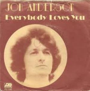 Jon Anderson - Everybody Loves You CD (album) cover