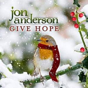 Jon Anderson - Give Hope CD (album) cover