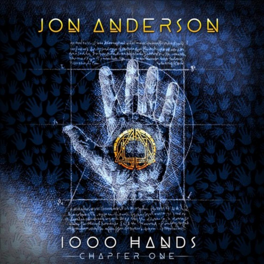 Jon Anderson - 1000 Hands - Chapter One CD (album) cover