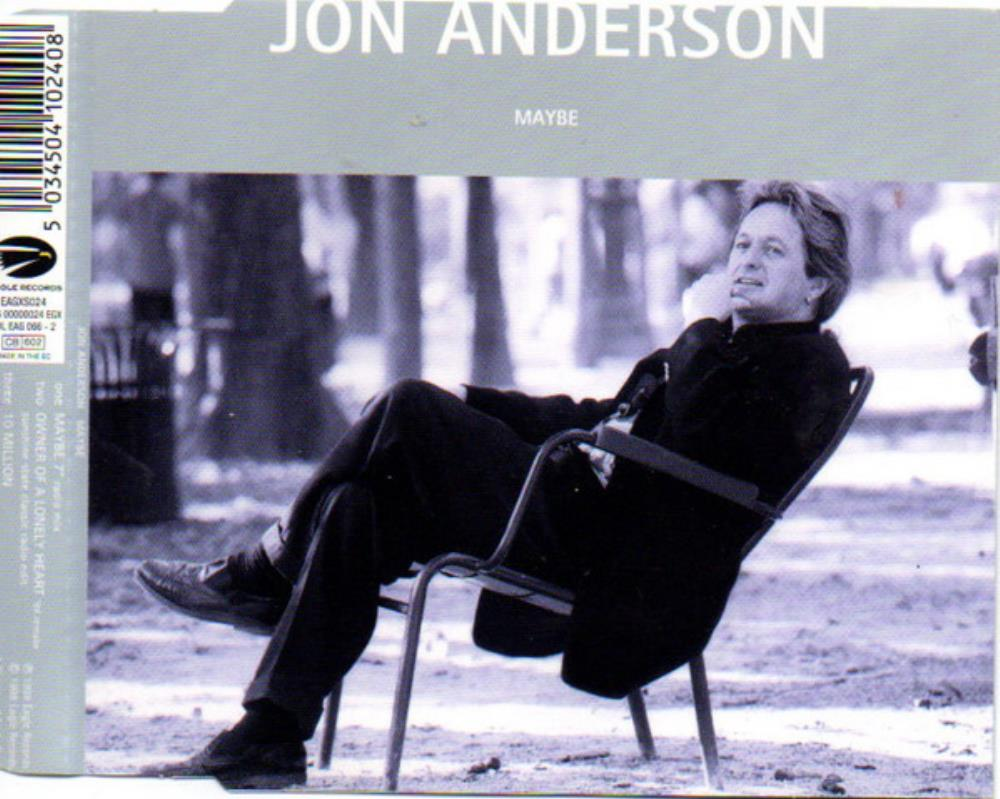 Jon Anderson - Maybe CD (album) cover