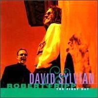 Robert Fripp - The First Day (with David Sylvian) CD (album) cover