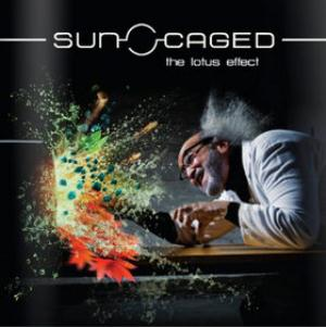 Sun Caged - The Lotus Effect CD (album) cover