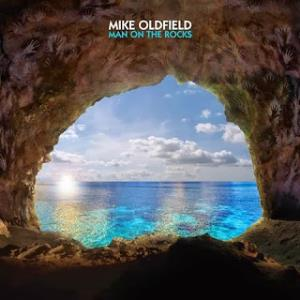 MIKE OLDFIELD - Man On The Rocks CD album cover