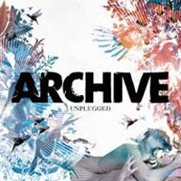 Archive - Unplugged CD (album) cover