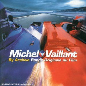 Archive - Michel Vaillant (bande Originale Du Film) CD (album) cover