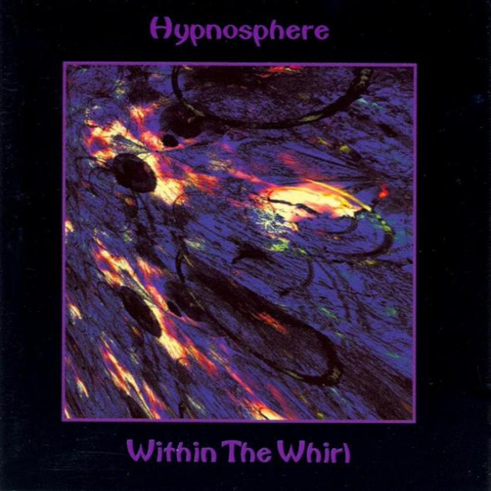Hypnosphere - Within The Whirl CD (album) cover