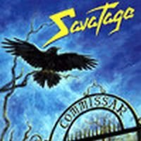 Savatage - Comissar CD (album) cover