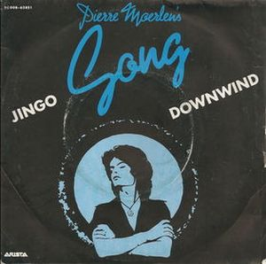 Gong - Downwind CD (album) cover