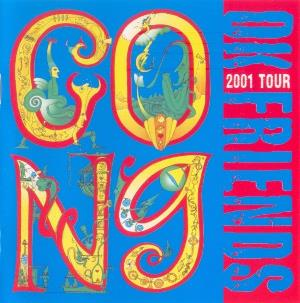 Gong - Ok Friends CD (album) cover