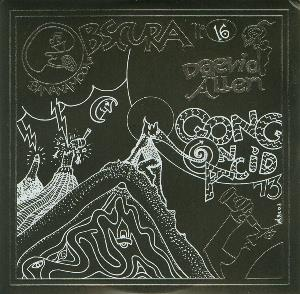 Gong - Gong On Acid CD (album) cover