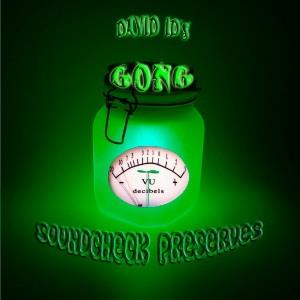 Gong - Soundcheck Preserves CD (album) cover