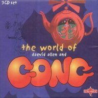 Gong - The World Of Daevid Allen And Gong CD (album) cover