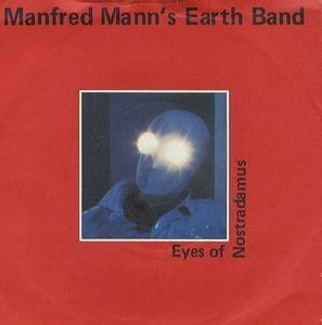 Manfred Mann's Earth Band - Eyes Of Nostradamus CD (album) cover