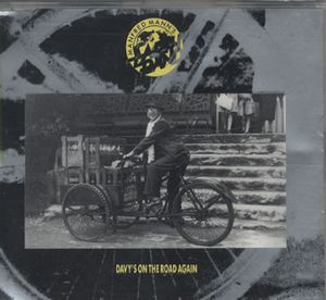 Manfred Mann's Earth Band - Davy's On The Road Again CD (album) cover