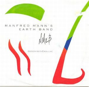Manfred Mann's Earth Band - Geronimo's Cadillac CD (album) cover