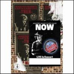 Manfred Mann's Earth Band - Then And Now DVD (album) cover