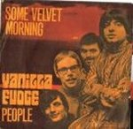 Vanilla Fudge - Some Velvet Morning / People CD (album) cover
