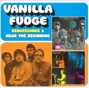 Vanilla Fudge - Renaissance & Near The Beginning CD (album) cover