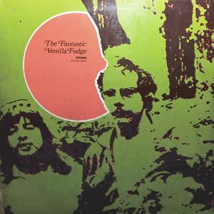 Vanilla Fudge - The Fantastic Vanilla Fudge CD (album) cover