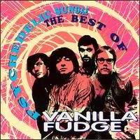 Vanilla Fudge - Psychedelic Sundae CD (album) cover