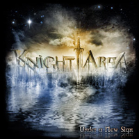Knight Area - Under A New Sign CD (album) cover