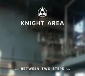 Knight Area - Between Two Steps CD (album) cover