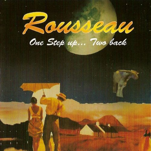 Rousseau - One Step Up... Two Back CD (album) cover