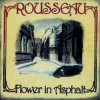 Rousseau - Flower In Asphalt CD (album) cover