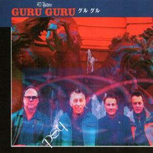 Guru Guru - PSY CD (album) cover