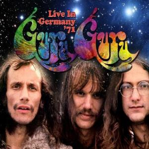 Guru Guru - Live In Germany '71 CD (album) cover