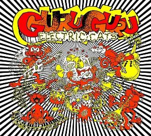 Guru Guru - Electric Cats CD (album) cover