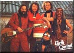 BIRTH CONTROL image groupe band picture