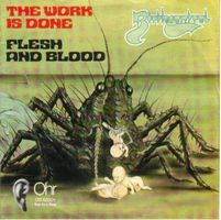 Birth Control - The Work Is Done / Flesh And Blood CD (album) cover