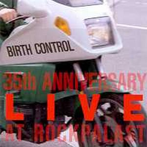 Birth Control - 35th Anniversary - Live At Rockpalast CD (album) cover