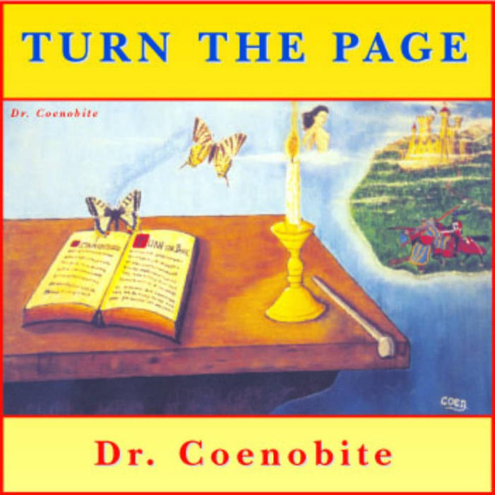 The Coenobite - Turn The Page CD (album) cover