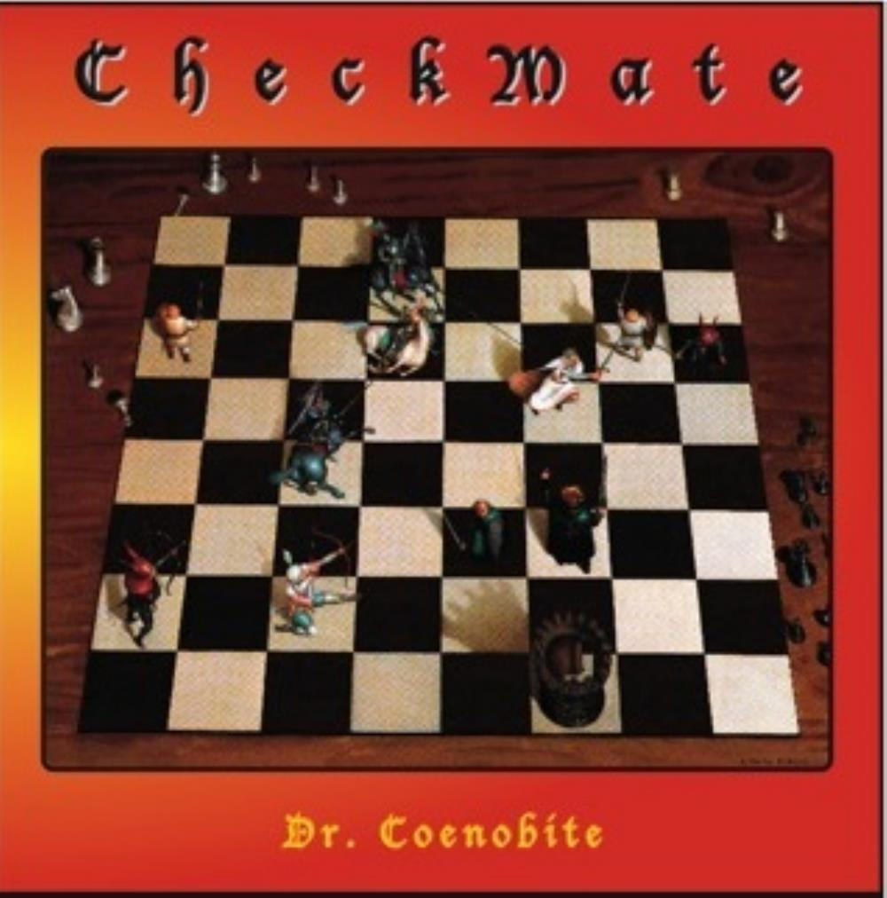 The Coenobite - Checkmate CD (album) cover
