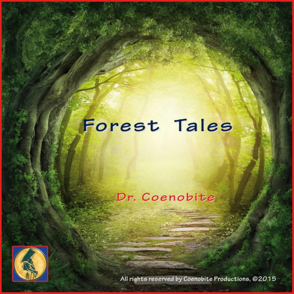 The Coenobite - Forest Tales CD (album) cover