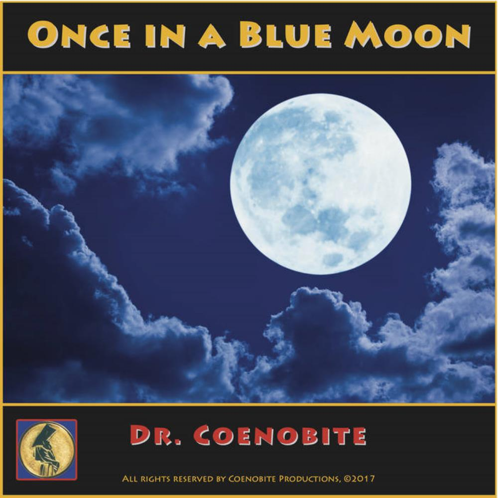 The Coenobite - Once In A Blue Moon CD (album) cover