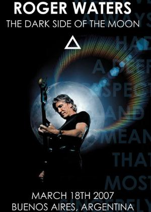 Roger Waters - Live In Argentina DVD (album) cover