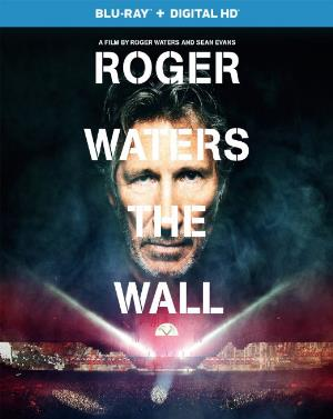 Roger Waters - The Wall (a Film By Roger Waters And Sean Evans) DVD (album) cover