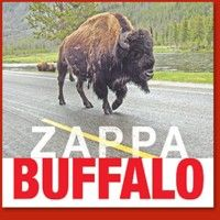 Frank Zappa - Buffalo CD (album) cover