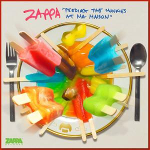 Frank Zappa - Feeding The Monkeys At Ma Maison CD (album) cover