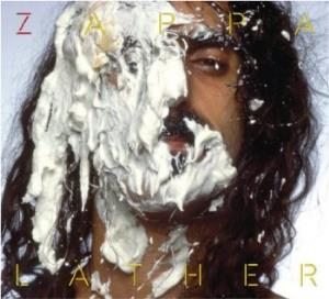 Frank Zappa - Läther CD (album) cover
