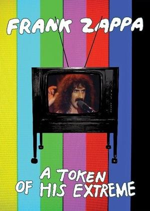 Frank Zappa - A Token Of His Extreme DVD (album) cover