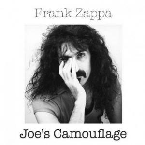 Frank Zappa - Joe's Camouflage CD (album) cover