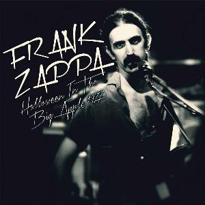 Frank Zappa - Halloween In The Big Apple 1977 CD (album) cover